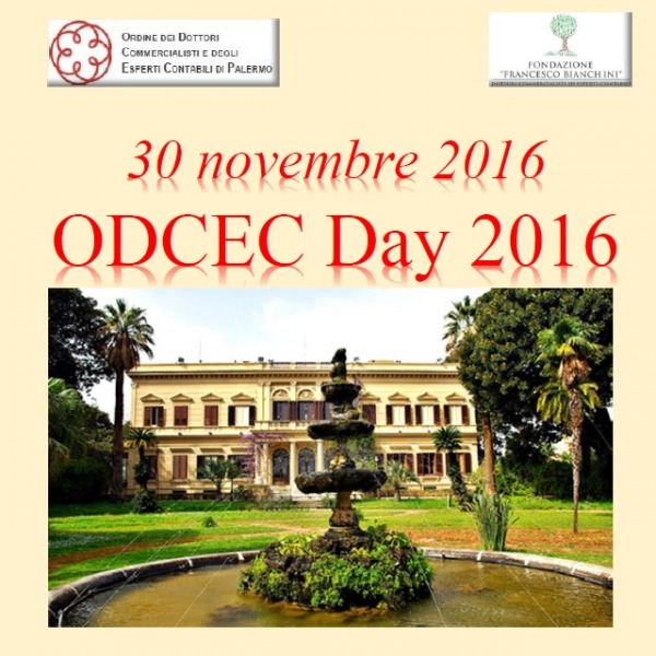 ODCEC Day 2016
