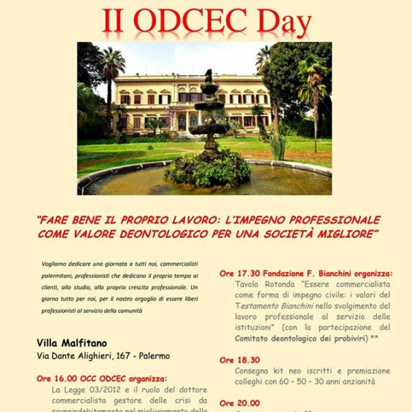 ODCEC Day 2017